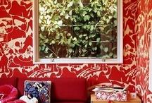 decorating / by Janet Bott