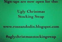 Ugly Christmas Stocking Swap