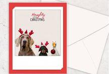 Grußkarten Weihnachten