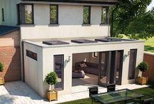 Estensioni con veranda