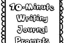 writing ideas / by Callie Houchins-Bushmeyer