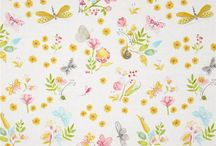sweet quilting fabric for babes <3