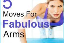 Fitness: Arms / by Natalia Claveria