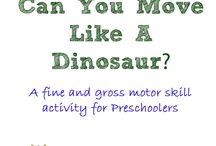 Preschool....dinosaurs