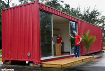 """Be Inspired"" Shipping Containers"