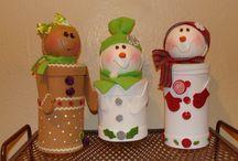 #Objetos navideños.