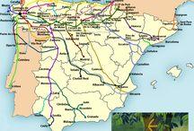 Via de la Plata Preparation / Just sites and info I found to be useful in preparing for my Via de la Plata pilgrimage next year.