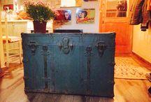 Vintage trunks / Vintage