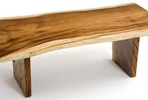 Wooden products and furniture