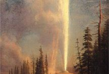Hudson River / Landscape / A collection of my favorite landscape paintings.