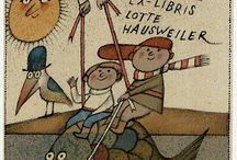 Exlibris / Bookplates - Adolf Born