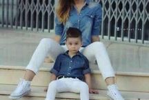 mother+son outfit ideas