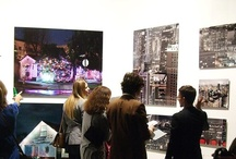 Fairs / Images taken on our booth during fairs / by Galerie Vanessa Quang