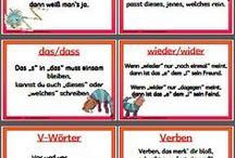 Deutsch// Rechtschreibung