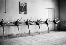ballet and dance / by Lucy Johnson