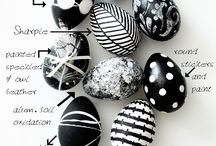 Eastereggs painting ideas