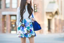 Petite Fashion Bloggers / Inspirational styles by petite fashion bloggers