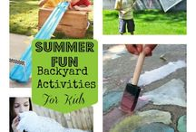 Little Kid Fun & Learning / by Shani Sprenger Norquist