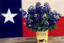 Be Calm & Love A Texan