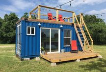 20 feet container house