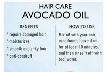 Vania's hair care