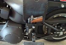 Motorcycle stuff / by Nicole Smith-Korman
