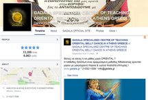 Bellydance Σχολή Χορού GADALA Επαγγελματικά Πτυχία Πτυχίο για Χορεύτριες Δασκάλες Οριεντάλ / GADALA Oriental Belly Dancing Studio www.oriental.edu.gr 2103211008 info@gadala.gr Το μοναδικό Εξειδικευμένο Κέντρο Διδασκαλίας Ανατολίτικου Χορού που, για πρώτη φορά στην Ελλάδα, σας δίνει την δυνατότητα απόκτησης αναγνωρισμένου τίτλου σπουδών με την εγκυρότητα και αξιοπιστία του Παγκόσμιου Οργανισμού Ανατολίτικου Χορού M.E.D.W.OR. (Middle Eastern Dance World Organization For Distinguishing The Cultural Heritage And Folk Art Of Egypt And Countries Of The Middle East). ΧΟΡΟΣ ΤΗΣ ΚΟΙΛΙΑΣ