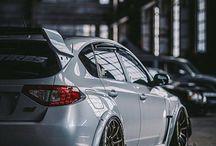 Subaru, Beetle, Vespa