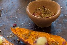 Cooking with Indian spices / Recipes and dishes using Indian spices