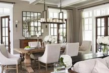 French country/shabby chic decor
