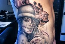 Chicano-Tattoos