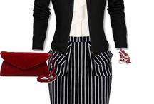 Business Chic / by Fernanda Madrigal
