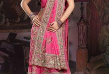 Indian wedding dresses / I love indian wedding dresses.