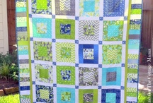 Jelly roll charm pack quilts