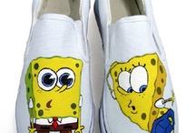 Shoes - Spongebob / Spongebob tekkies