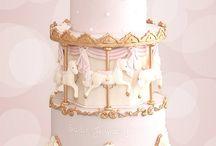 Свадебные торты и капкейки