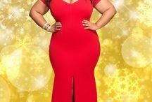 curvy plus size sexy dresses