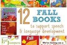 Fall book lists / by Deb Millard