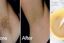 hair removal underarm wkith 3-4 methods