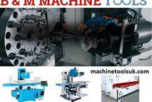 Engineering Machinery Tool / We, at B&M Machine Tools, stock a large range of machine tools including Engineering Machines, Sheet Metal Machines, Wood Working Machines, Milling Machines, Grinding machines, Engine Reconditioning machines and much more. Visit: http://www.machinetoolsuk.com/