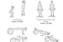 Ασκήσεις για πόδια