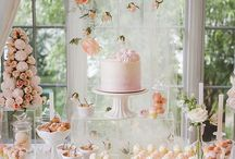 Wedding Style- Sweets Display / Sweet ways to display the best part of any wedding- the sweets!