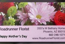 Meet Roadrunner Florist & Basket Express / Tina and Pamela, your floral & gift basket designers