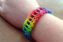 Rainbow loom / by Anna La Marca