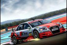 Dtm racing.