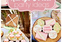Second birthday ideas