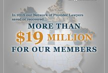 What LegalShield Has Done So Far / We have a Provider Network of 39 Law Firms. Each Law Firm has an average tenure of 17 years with LegalShield. Our Network of Law Firms is made up of 914 Provider Lawyers. We have a Referral Network of 4,711 Lawyers. Combined our Lawyers take in more than 1.7 million requests for Legal Services annually. In 2015 our Network of Provider Lawyers saved or recovered more than 19 million for our members.