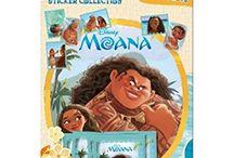 Moana / Merchandise based on the Moana film.