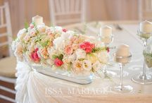 Decoratiuni si aranjamente nunta la baza mesei / Decoratiuni si aranjamente florale nunta la baza mesei