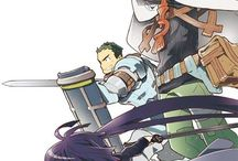 Log Horizon / Images of the popular Anime Series - Log Horizon